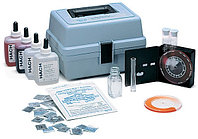 Hach 1837-01 HA-62A тест-набор для определения жесткости, железа и рН 183701