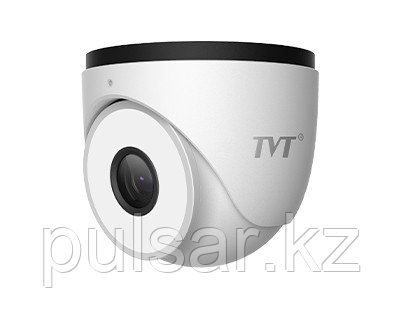 2Мп  IP-камера с функцией обнаружение и распознованием лицаTVT TD-9525A3-FR