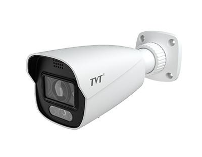 5Мп IP-камера с функцией обнаружение и распознованием лица TVT TD-9452A3-PA