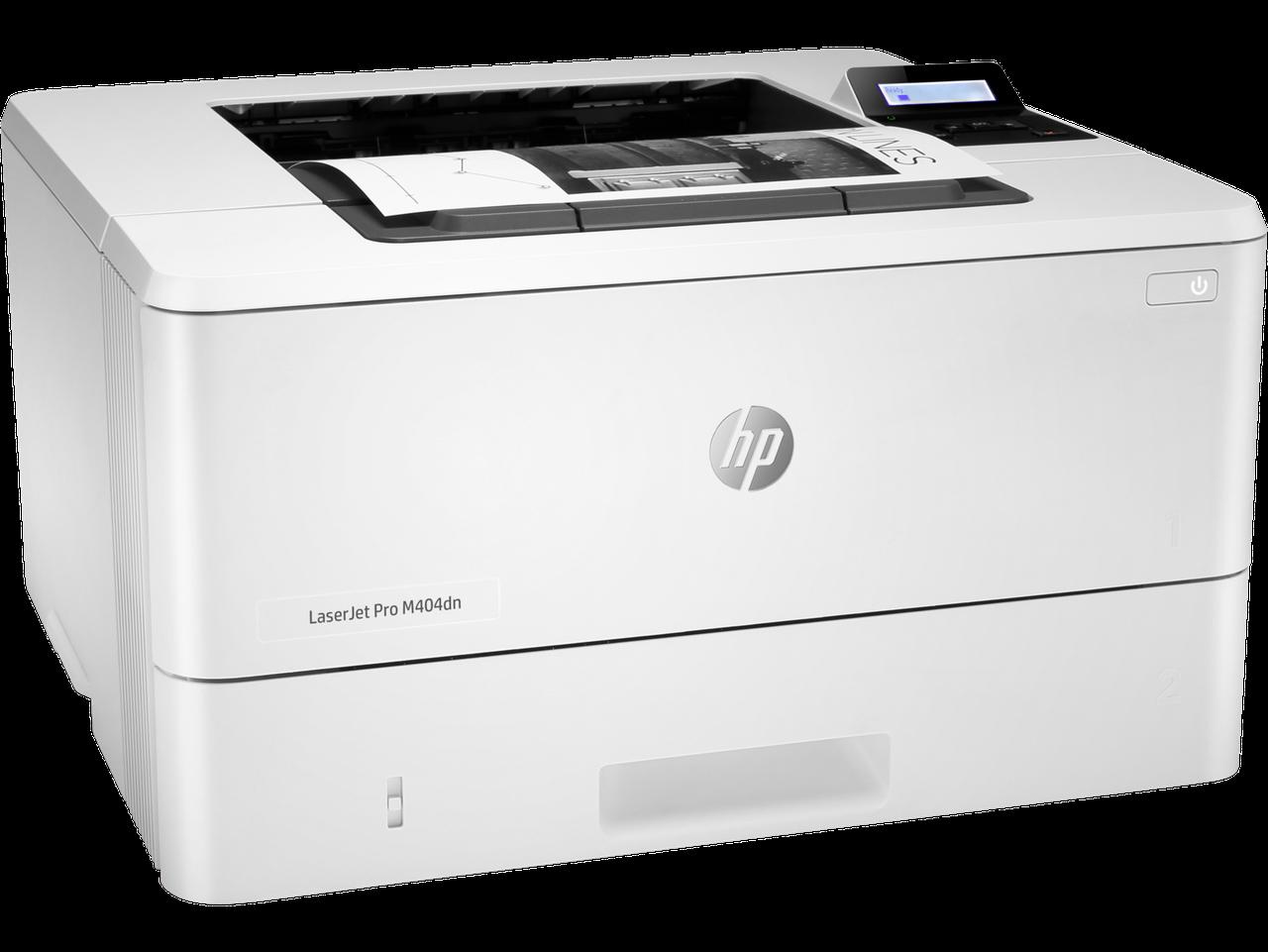 ПринтерHP W1A56A HP LaserJet Pro M404dw Printer (A4) , 1200 dpi, 38 ppm, 256 Mb, 1200 MHz, tray 100+250 pages