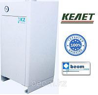 Котел газовый КЕЛЕТ на сжиженном газе напольный 12 кВт для площади до 120 м2 KCГ-12, фото 1