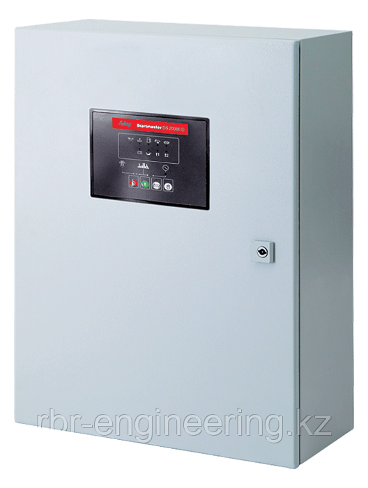 Блок автоматики для дизельных электростанций, FUBAG Startmaster DS 17000