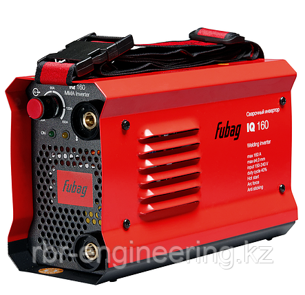 Инвертор сварочный, сварочный аппарат, FUBAG IQ 160, фото 2