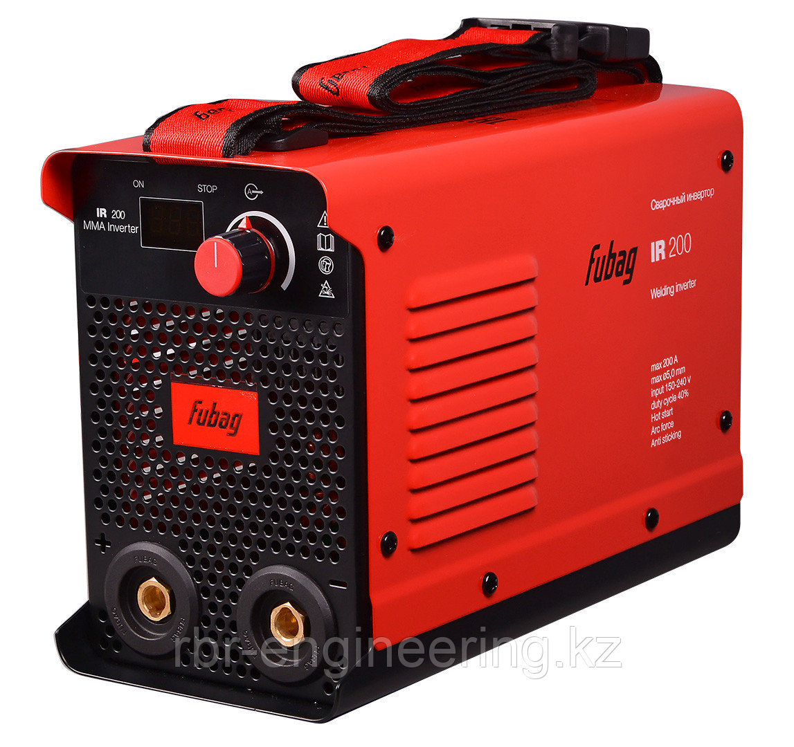 Сварочный аппарат 200 А, FUBAG IR 200