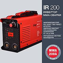 Сварочный аппарат 200 А, FUBAG IR 200 V.R.D., фото 2