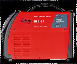 FUBAG инвертор сварочный IN 316 T, MMA-TIG, 315 А, фото 2