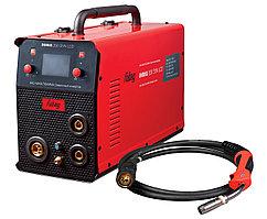 Сварочный полуавтомат, инвертор, FUBAG INMIG 200 SYN LCD с горелкой