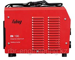 Сварочный инвертор, сварочный аппарат, FUBAG IN 196, фото 2