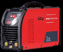 Сварочный аппарат для аргонодуговой сварки, FUBAG INTIG 200 DC PULSE с горелкой