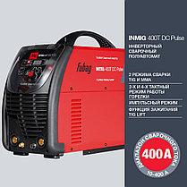 Аппарат аргонодуговой сварки, Fubag INTIG 400 T DC PULSE, фото 2