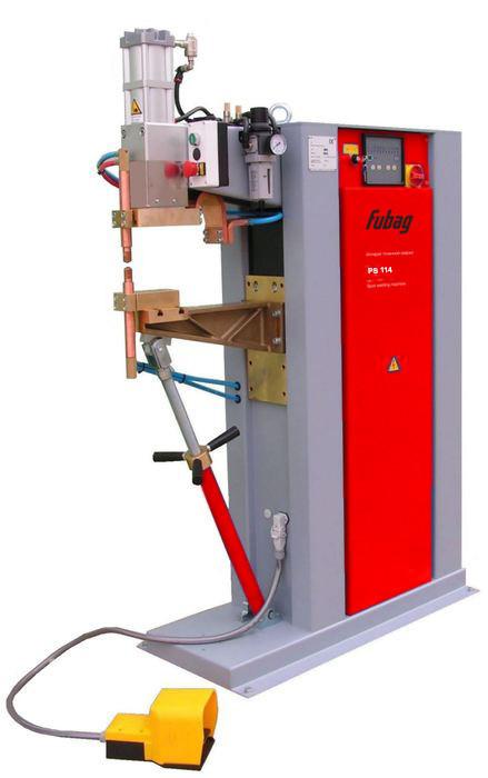 Инвертор контактной точечной и рельефной сварки, FUBAG PS 114i с блоком управления PY800