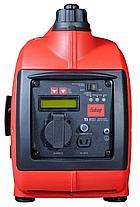 Генератор бензиновый инверторный, FUBAG TI 800, 0.8 кВт, фото 3