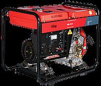 Дизельный генератор, 3 кВт, FUBAG DS 3600