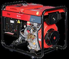 Дизельный генератор, 3 кВт, FUBAG DS 3600, фото 2