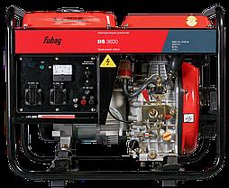 Дизельный генератор, 3 кВт, FUBAG DS 3600, фото 3