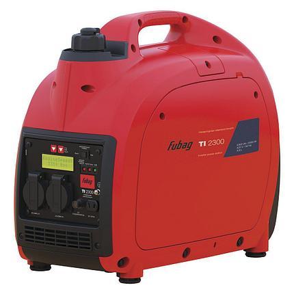 Инверторный генератор 2.3 кВт, FUBAG TI 2300, фото 2