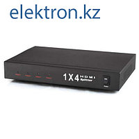 HDMI сплиттер 1х4 купить Нур-Султан