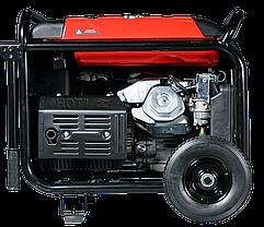Генератор бензиновый инверторный 7 кВт, электростартер, FUBAG TI 7000 A ES, фото 3