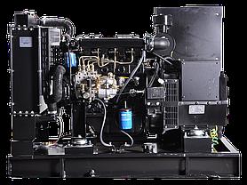 FUBAG DS 16 DA ES,  электростанция дизельная, трехфазная, открытая, фото 2