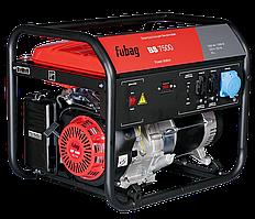 Бензиновый генератор 7 кВт, FUBAG BS 7500