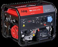 Электростанция бензиновая 8 кВт, электростартер, коннектор автоматики, FUBAG BS 8500 A ES