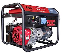 Сварочный генератор, с двигателем Honda, FUBAG WHS 210 DC, фото 3