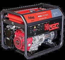 Бензиновый сварочный генератор, двигатель Honda, FUBAG WHS 210 DDC