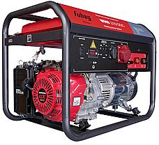 Бензиновый сварочный генератор, двигатель Honda, FUBAG WHS 210 DDC, фото 3
