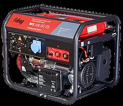 Сварочный генератор, бензиновый, FUBAG WS 230 DC ES, фото 2