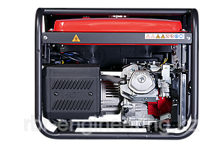 Сварочный генератор, бензиновый, FUBAG WS 230 DC ES, фото 3