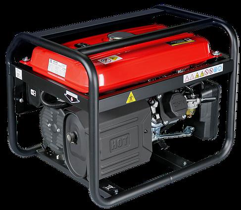 Генератор бензиновый, FUBAG BS 2200, 2.2 кВт, фото 2