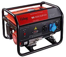 Генератор бензиновый, FUBAG BS 3500 Duplex