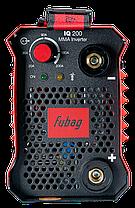 Инвертор сварочный, сварочный аппарат, FUBAG IQ 200, фото 3