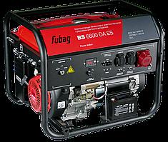 Генератор бензиновый с электростартером, FUBAG BS 6600 DA ES