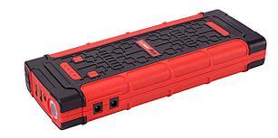 Пусковое устройство, ток запуска 600А, емкость аккумулятора 18000 мАч, FUBAG DRIVE 600