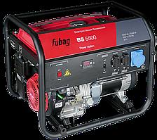 Генератор бензиновый, FUBAG BS 5500, 5 кВт
