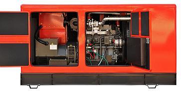 Электростанция дизельная, FUBAG DS 68 DAC ES, фото 3
