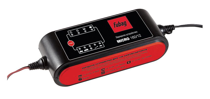 Зарядное устройство, FUBAG MICRO 160/12, фото 2