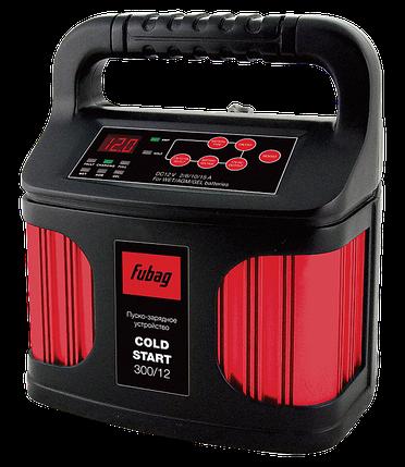 Пуско-зарядное устройство, FUBAG COLD START 300/12, фото 2