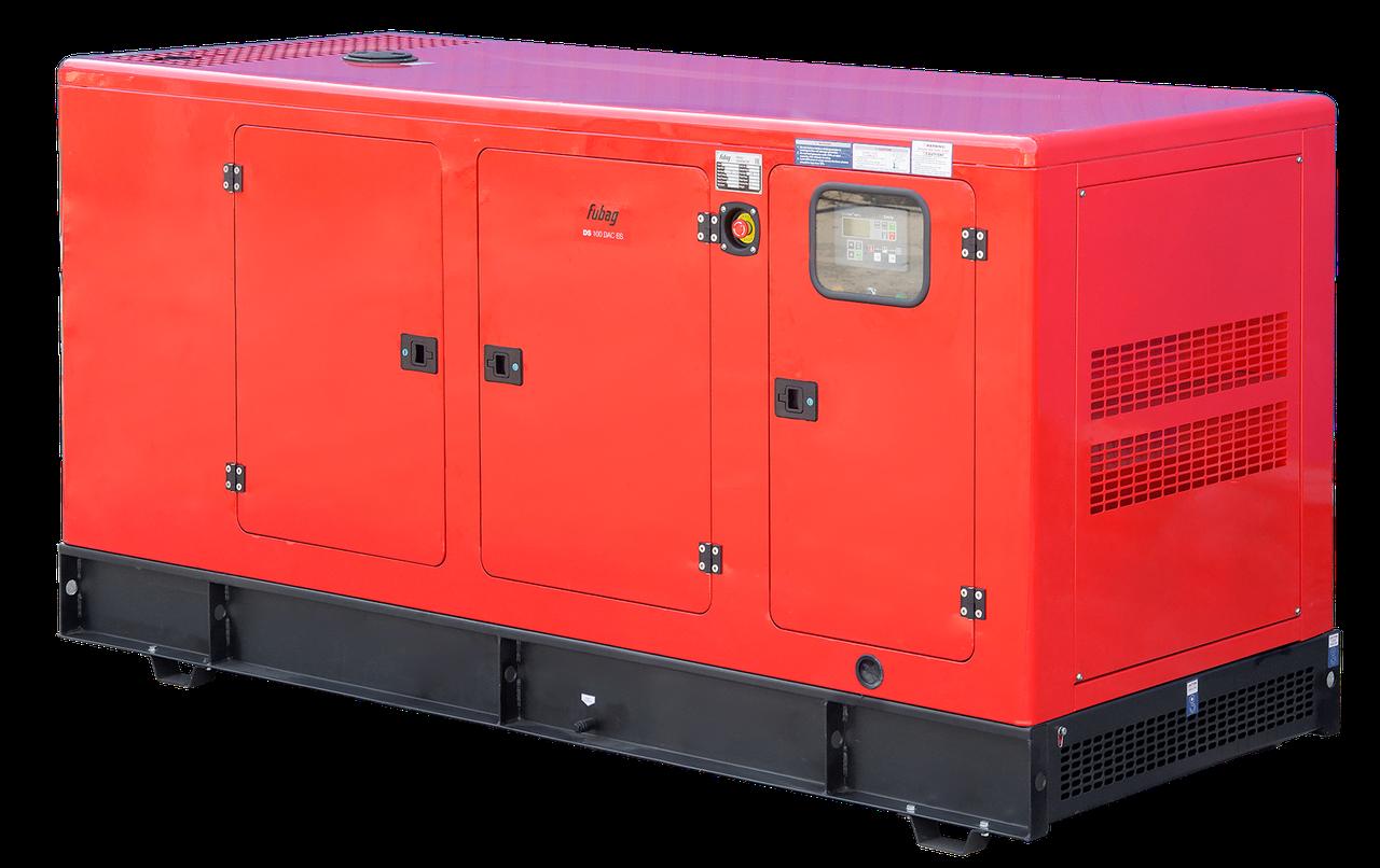 Электростанция дизельная, FUBAG, DS 100 DAC ES