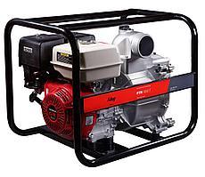 Мотопомпа бензиновая для сильнозагрязненной воды,FUBAG, PTH 1600Т