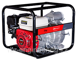 Мотопомпа для загрязненной воды, PTH 1000 ST, (1000  л/мин, 28м), FUBAG