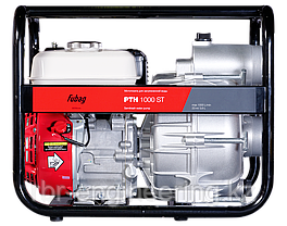 Мотопомпа для загрязненной воды, PTH 1000 ST, (1000  л/мин, 28м), FUBAG, фото 2