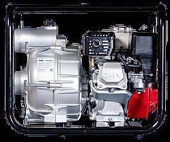 Мотопомпа для загрязненной воды, PTH 1000 ST, (1000  л/мин, 28м), FUBAG, фото 3