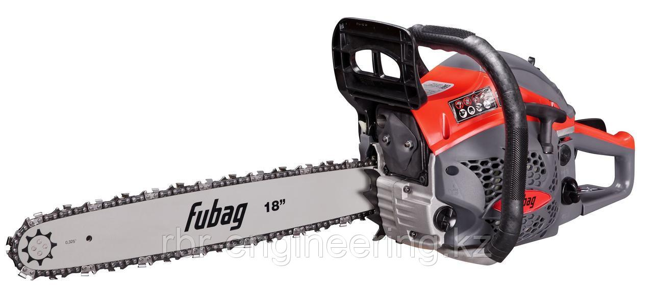 Бензопила, FUBAG FPS 56, 56 см.куб, 2,5 кВт, 45 см