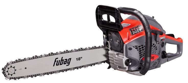 Бензопила, FUBAG FPS 56, 56 см.куб, 2,5 кВт, 45 см, фото 2
