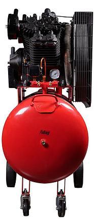 Компрессор DCF-1300/270 CT11, двухступенчатый, 1300л/мин, 270л, 10бар, 7.5кВт, 380В, фото 2