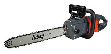 Электропила цепная, пила электрическая, FUBAG FES2216, мощность 2.2 кВт, фото 3