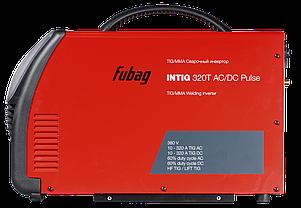 Сварочный аппарат для аргонодуговой сварки, Fubag, INTIG 320 T AC/DC PULSE с горелкой, фото 3