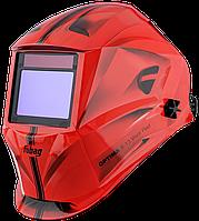 Маска сварщика «Хамелеон», OPTIMA 4-13 Visor Red